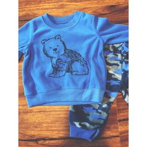 Boys 3-6 Month Carter's Sweatshirt/Pant Set